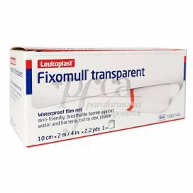 FIXOMULL TRANSPARENT 10CM X 2M