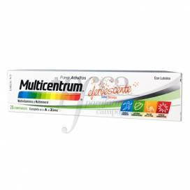 MULTICENTRUM 20 TABLETAS EFERVESCENTES