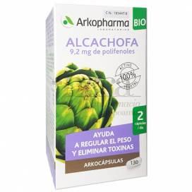 ARKOPHARMA ALCACHOFA 130 CAPS