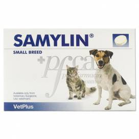 SAMYLIN SMALL BREED 30 TABLETS