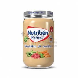 NUTRIBEN MENESTRA DE CORDEIRO 235 G