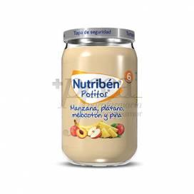 NUTRIBEN APFEL BANANA PFIRSICH UND ANANAS 235 G