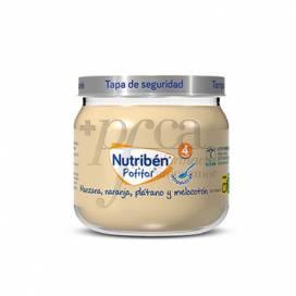 NUTRIBEN APFEL BANANE ORANGEN UND PFIRSICH 120 G120 G