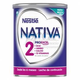 NESTLE NATIVA 2 CONTINUAÇÃO 800 G