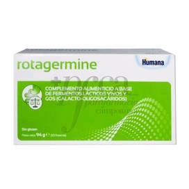 ROTAGERMINE 10 FRASCOS DE 9,42 ML