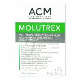 MOLUTREX SOUÇÃO 3 ML