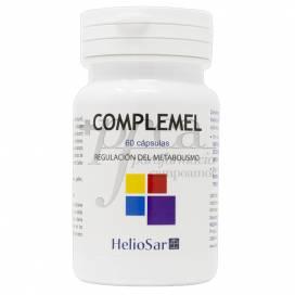 COMPLEMEL 60 CÁPSULAS HELIOSAR