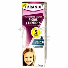 PARANIX ANTI-PIOLHOS E LÊNDEAS 100 ML