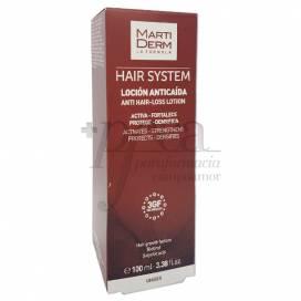MARTIDERM UNISEX ANTI-HAIR LOSS LOTION 100ML
