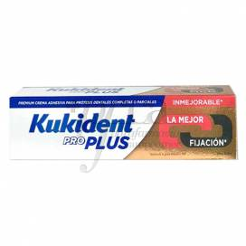 KUKIDENT PRO PLUS DOBLE ACCION HEFTCREME