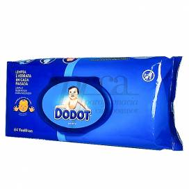 DODOT WIPES 64 UNITS
