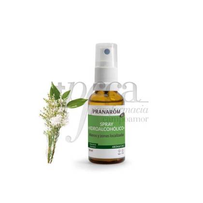 HYDROALKOHOLISCHES SPRAY 30 ML PRANAROM