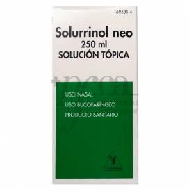 SOLURRINOL NEO HAUT LÖSUNG 250 ML