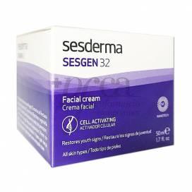 SESDERMA SESGEN 32 CREMA ACTIVADORA CELULAR 50 ML