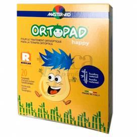 ORTOPAD HAPPY AUGEN PFLASTER REGULAR