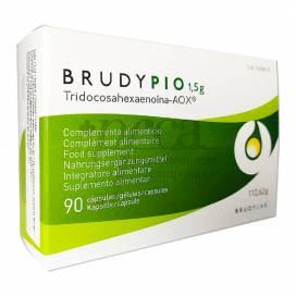 BRUDY PIO 1,5G 90 KAPSELN