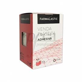 FARMALASTIC FAIXA ELÁSTICA ADESIVA 4,5X7,5 CM
