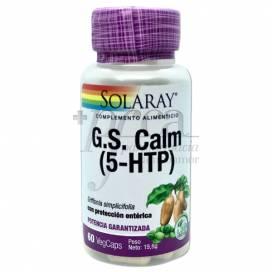 GS CALM (5-HTP) 60 CÁPSULAS SOLGAR