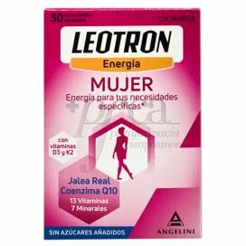 LEOTRON ENERGY & BEAUTY 24 COMPRIMIDOS