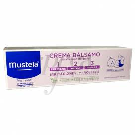 MUSTELA BALM CREAM 1,2,3 150 ML