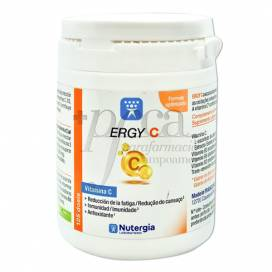 ERGY-C PULVER 125 G NUTERGIA