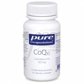 PURE ENCAPSULATIONS COQ10 30 CÁPSULAS