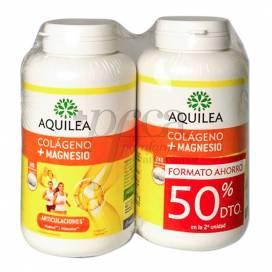 AQUILEA KOLLAGEN + MAGNESIUM 240 TABLETTEN ZWEITE EINHEIT 50% PROMO