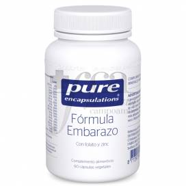 PURE ENCAPSULATIONS FORMULA EMBARAZO 60 CAPS