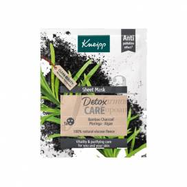 KNEIPP SHEET MASK DETOX FACE MASK 1 UNIT