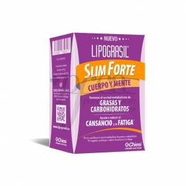LIPOGRASIL SLIM FORTE 60 COMPS