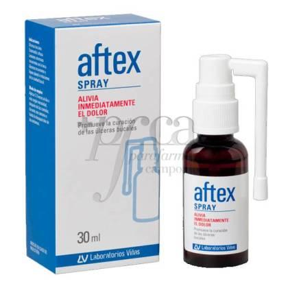 AFTEX MUNDSPRAY 30 ML.