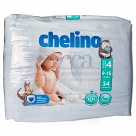 CHELINO LOVE WINDELN GRÖßE 4 9-15 KG 34 EINHEITEN