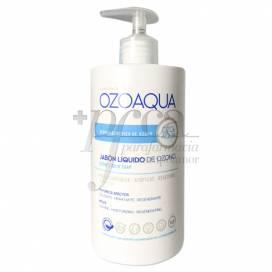 OZOAQUA SABÃO LIQUIDO DE OZONO 500 ML