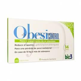 BIE 3 OBESICONTROL 42 CAPSULES
