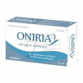 ONIRIA 30 TABLETS