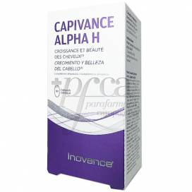 CAPIVANCE ALPHA H 60 PEARLS YSONUT INOVANCE
