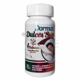 DORMAX DULCES SUEÑOS 120 KAUBAR TABLETTEN