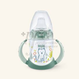 NUK FC SILIKON TRAINING BABYFLASCHE JUNGLE BOOK 150 ML