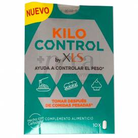 KILO CONTROL BY XLS BLISTER 10 TABLETS