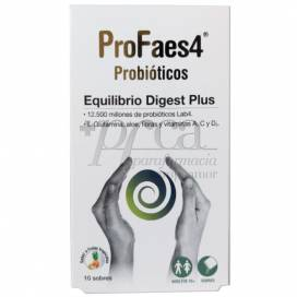PROFAES4 DIGEST PLUS 10 SACHETS
