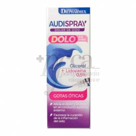 AUDISPRAY DOLO EAR DROPS 7 G