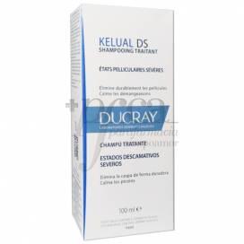 DUCRAY KELUAL DS CHAMPU 100 ML