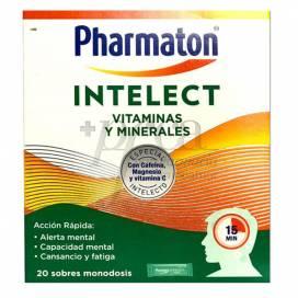 PHARMATON INTELECT 20 SACHETS 11,6 G