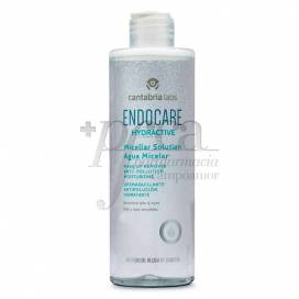 ENDOCARE HYDRACTIVE MAKEUP REMOVER MOISTURIZING ANTI-POLLUTION MICELLAR WATER 100 ML