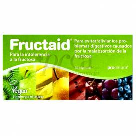 FRUCTAID 30 CAPSULES