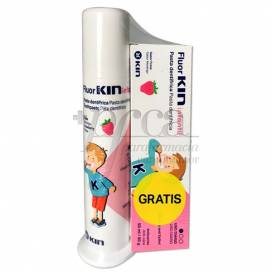 FLUORKIN KIDS TOOTHPASTE 100 ML + KIDS TOOTHPASTE 50 ML PROMO