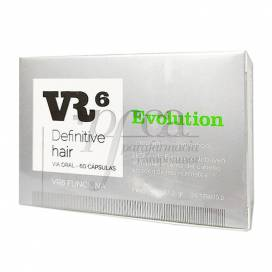 VR6 DEFINITIVE HAIR EVOLUTION 60 CAPSULES