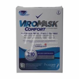 VIROMASK COMFORT REUSABLE MASK 210 DAYS SIZE L