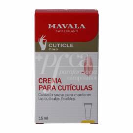 MAVALA CUTICLE CREAM 15ML