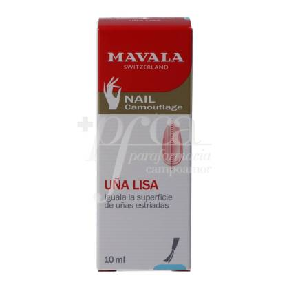 MAVALA UÑA LISA 10 ML